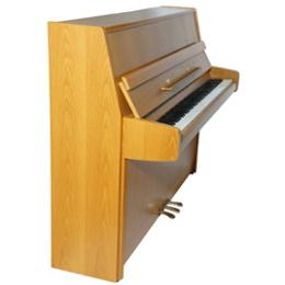 Klavier Yamaha P116N Eiche klavierehamburg.de
