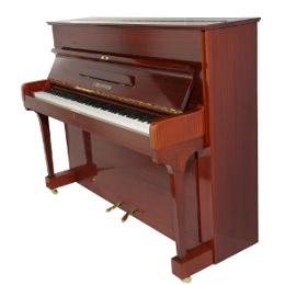 Bechstein Klavier 114 Mahagoni Schellack